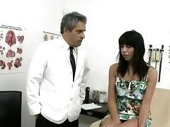 obscene old doctor bonks hot juvenile girl