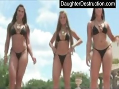 legal age teenager daughters acquire screwed