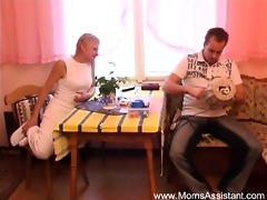 aged milada acquires screwed by czech moms