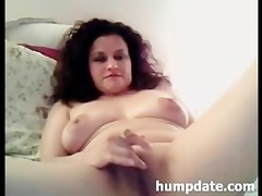 lascivious mother i toying her pussy on webcam