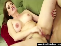 young hottie receives ass drilled by older guy in
